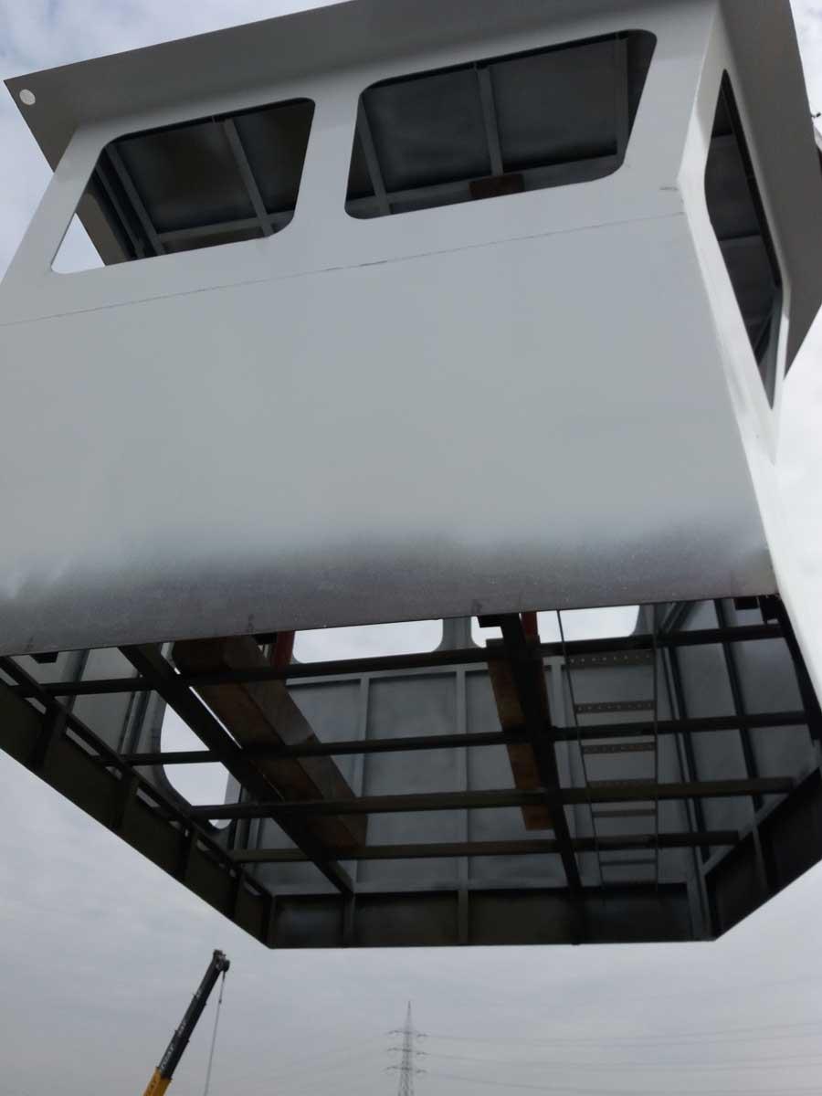 Flexsol - industriële laswerken - scheepsherstellingen - onsite laswerken