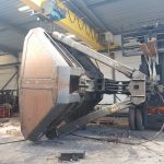 Flexsol - industriële laswerken - bulk grijper